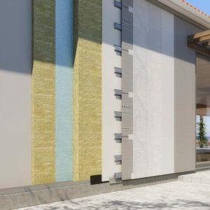 Kurs ventilerte fasadesystemer