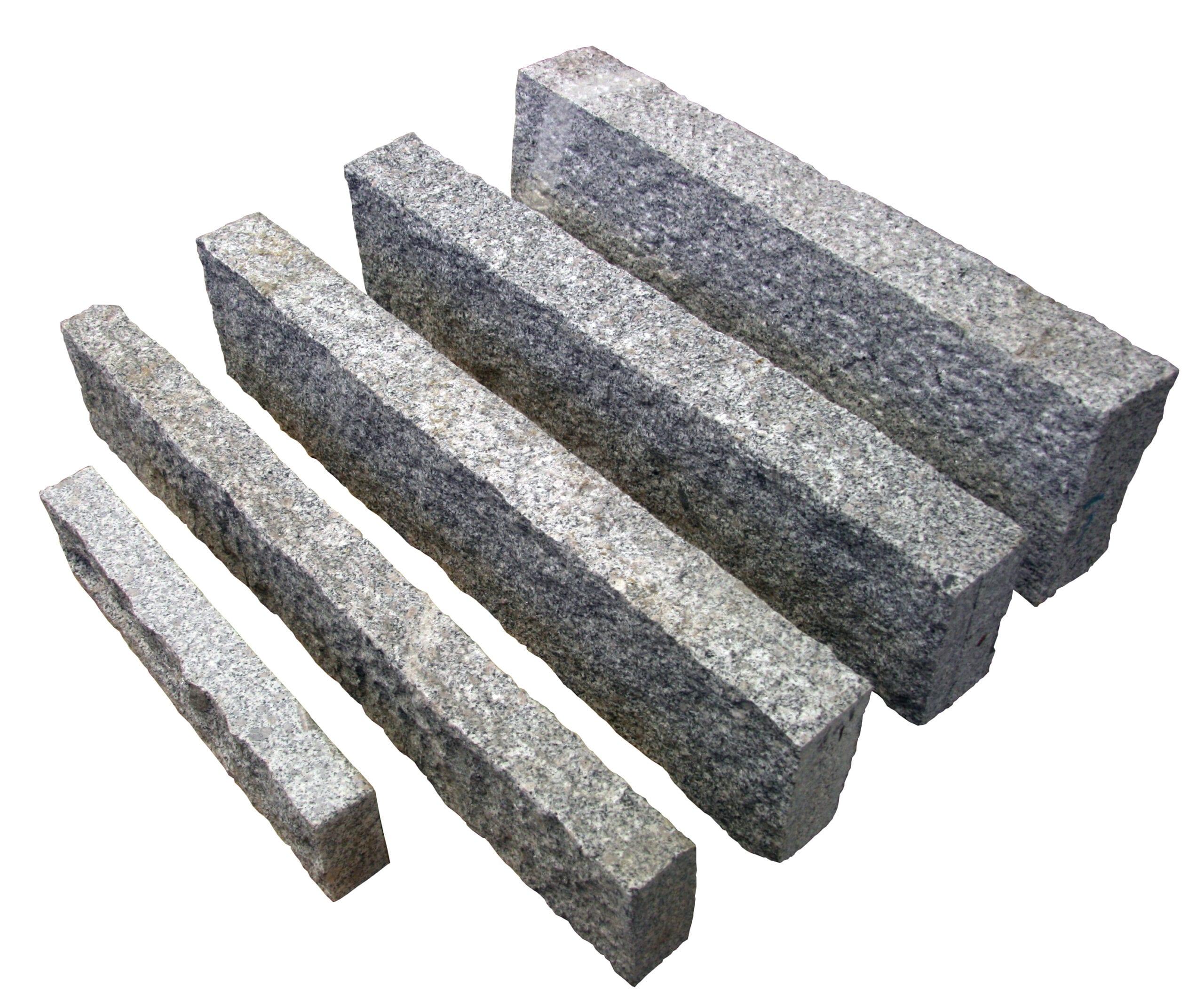 Granitt kantstein