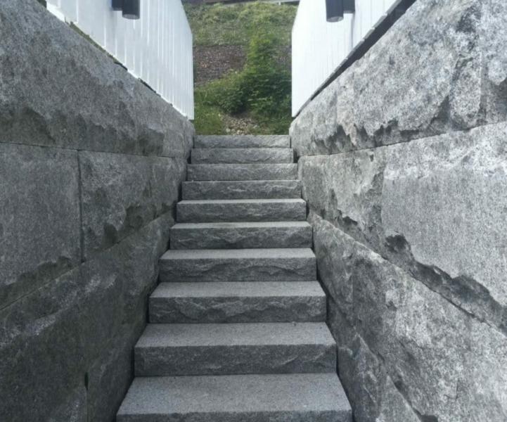 mur granitt